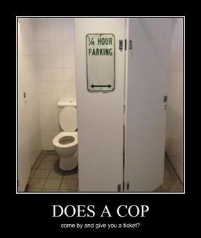 Worst Bathroom Ever