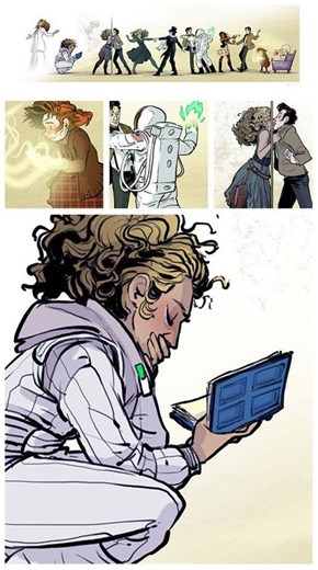 The Time of River Song