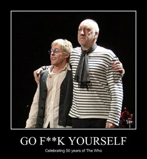 GO F**K YOURSELF