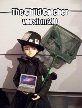 The Child Catcher  version 2.0