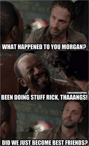 Daryl's Going to Be Jealous