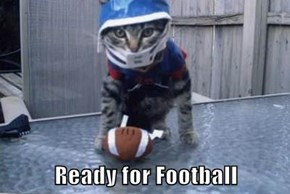 Ready for Football