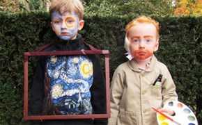 What Are Your Kids Van Gogh-ing as This Year?