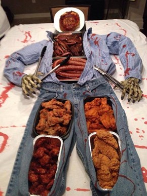 The Perfect Snack For The Walking Dead