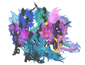 Our New Changeling Overlords