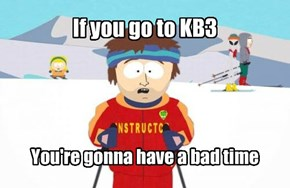 If you go to KB3