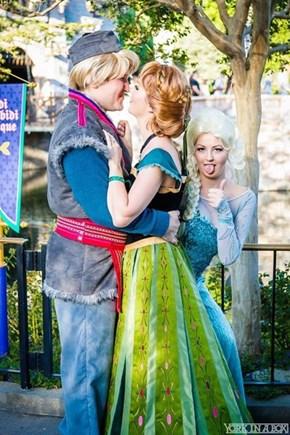 Elsa's Into It