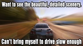 What it is Like Playing Forza Horizon 2