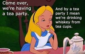 The Best Sort of Tea Party