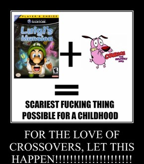 FOR THE LOVE OF CROSSOVERS, LET THIS HAPPEN!!!!!!!!!!!!!!!!!!!!!