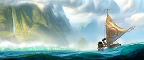 Disney's Moana is Set to be Released in 2016