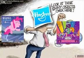 Hasbro Be Like