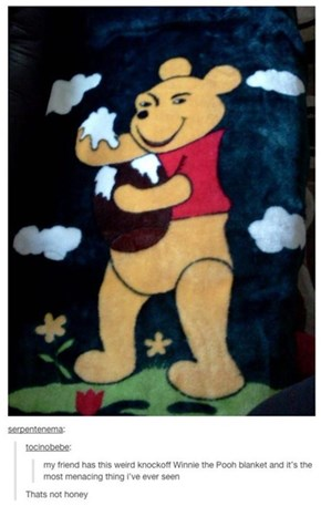 Don't Ask What Pooh Collects From His Enemies