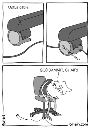 A Chair's Appetite