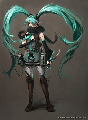 Attack on Miku