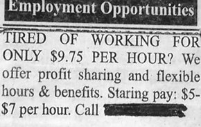 Have We Got a Job Offer for You!