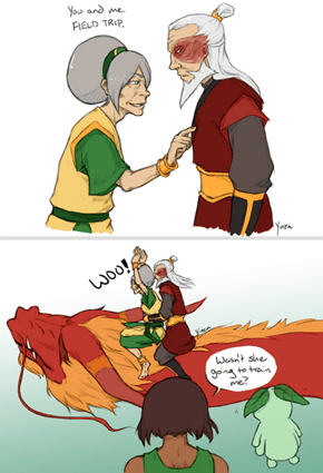Good Luck With That, Korra