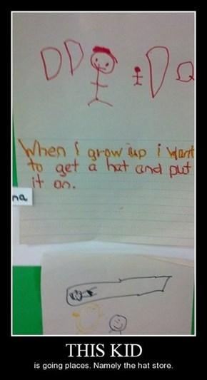 That Kid Has Dreams