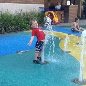 Fun With Fountains