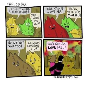 Sometimes You've Just Got Leaf