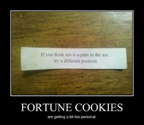 None of Your Business, Cookie!