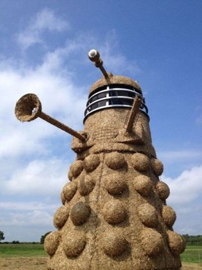 All HAY, Dalek Supreme