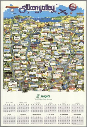 Silicon Valley in 1991