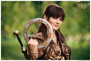 This Xena is Perfection