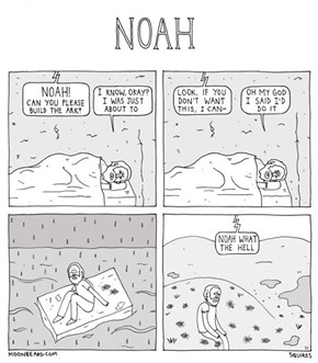 I Noah What You're Thinking