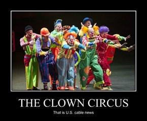 THE CLOWN CIRCUS