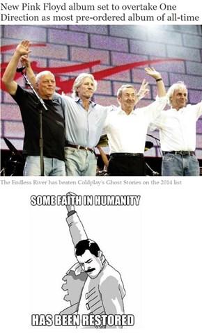Pink Floyd WIN!