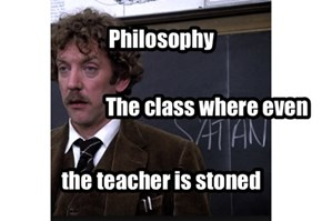 Stoned Teacher