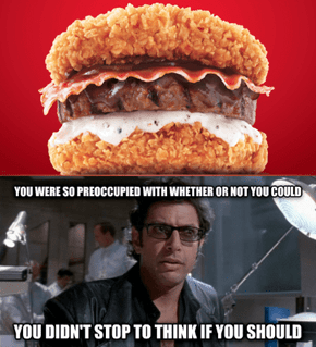 KFC... Ahh, KFC What Do Ahh, What Do You Think You're Doing?
