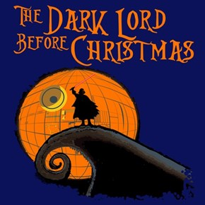 The Pumpkin King's Got Nothing on Vader