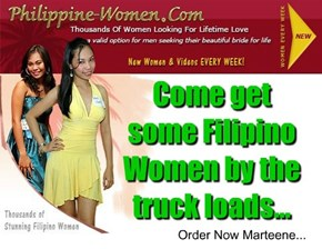 Pinay for lifetime love...they will love you long, long, time.