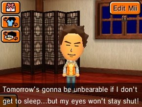 Brock's Life is a Constant Struggle