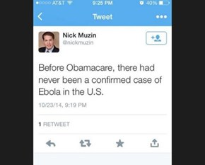 "Ted Cruz's Chief of Staff Blows a Few (Tiny) Minds With This ""Joke"" About Obamacare"