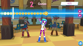 Is Vinyl Scratch a Secret Dancing Character