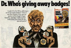 The Third Doctor Fuels Your Nightmares