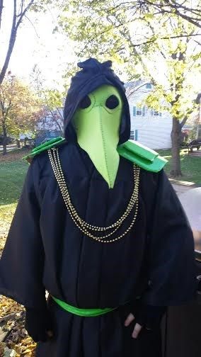 Plague Knight Cosplay!