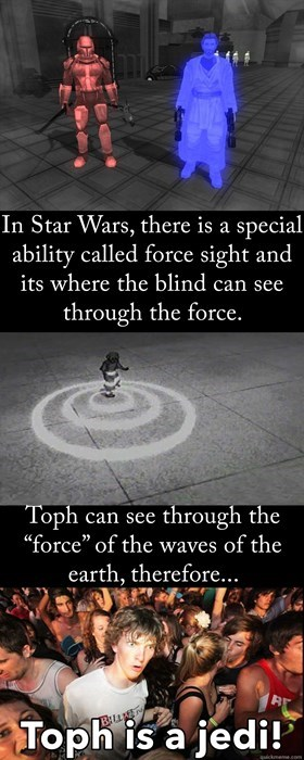 The Toph is Yoda Argument Gains Strength