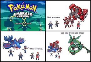 Pokémon Emerald: Thug Notes Edition