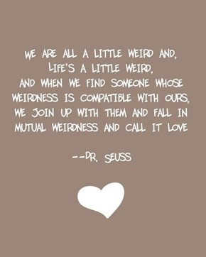 Dr. Seuss Had it Right