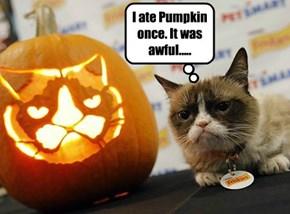 Have a Grumpy Halloween!