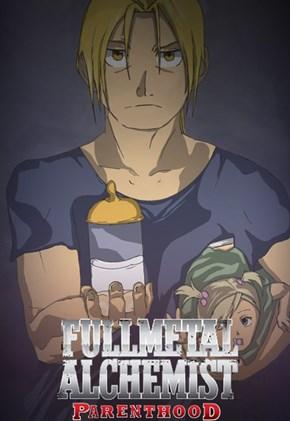 Fullmetal's Greatest Challenge