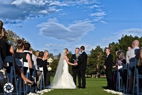 Photo of the Day: Heart-Shaped Cloud Appears Above Wedding