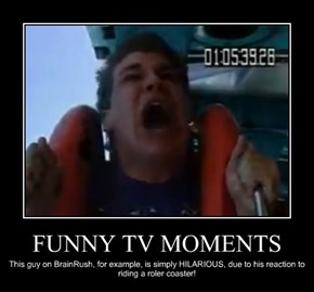 FUNNY TV MOMENTS