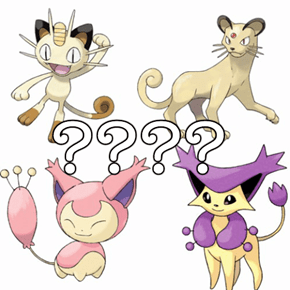 It's National Cat Day! Which Cat Pokémon is Your Favorite?