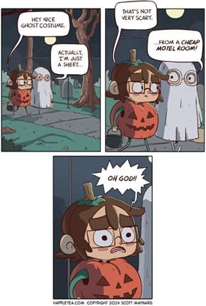 A Truly Disturbing Costume