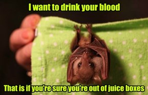 Vampire Fruit Bat